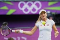 Hantuchová v osemfinále olympijského turnaja