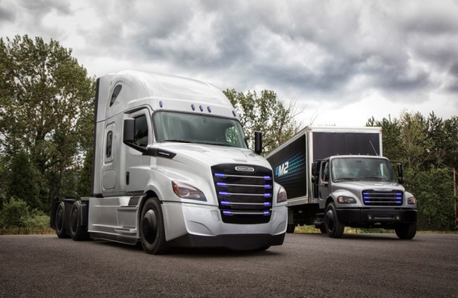 Nové elektrické nákladné  vozidlá a E-Mobility Group