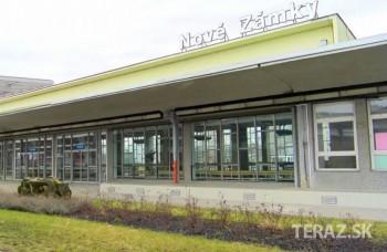 Unikátny vlakový videoprojekt: Železničná stanica Nové Zámky