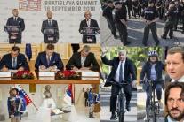 Tretí štvrťrok 2016: Summit EÚ v Bratislave a vznik trojkoalície