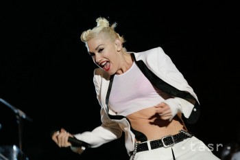 Dnes oslavuje narodeniny americká speváčka Gwen Stefani