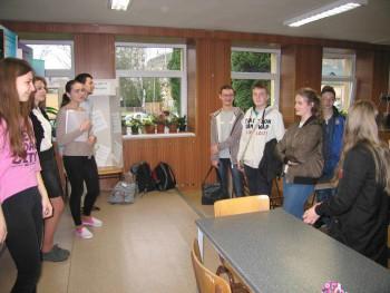 Na Gymnáziu v Krompachoch pripravili DOD Zaži deň na gymnáziu