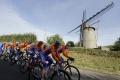 Holandský cyklista Maas zostal po nehode ochrnutý