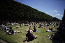 Otvorenie parkov a záhrad vo Francúzsku