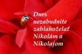 Nikola a Nikolaj sú inteligentní