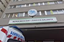 Nemocnica v Galante zvyšuje zásobu kyslíka pre pac