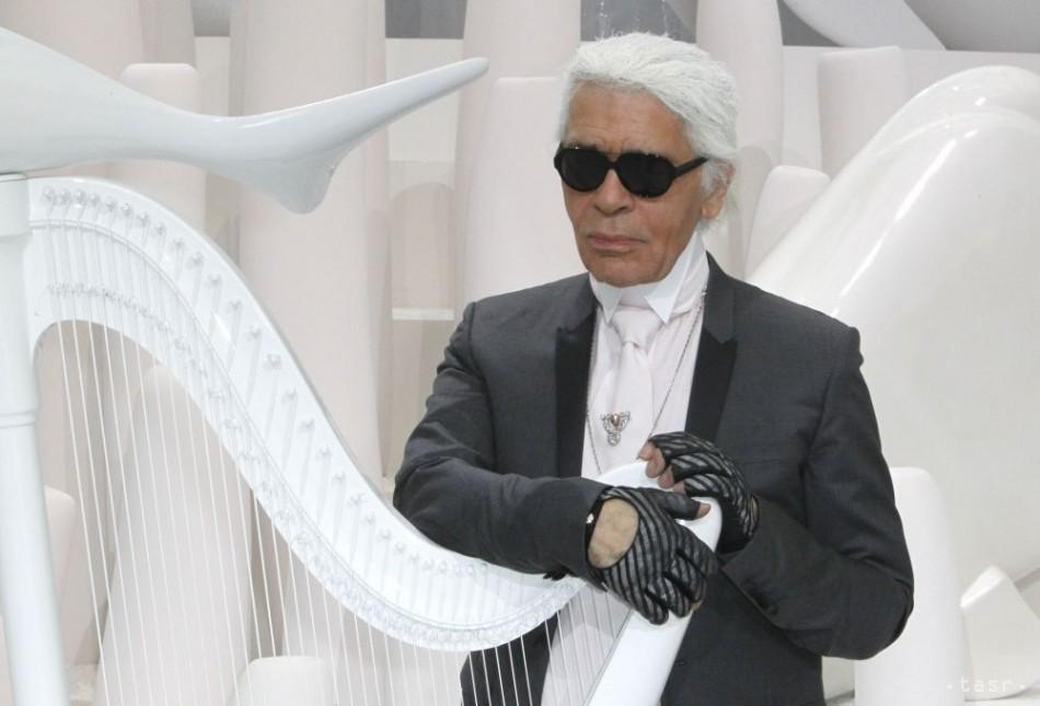 3189ad32ae52 Zomrel svetoznámy módny návrhár Karl Lagerfeld