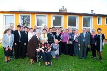 V ZŠ Pugačevova sa stretli bývalí učitelia - dôchodcovia.