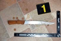 Dôchodca napadol 44-ročného muža, trikrát ho nožom bodol do hrudníka
