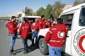 Pri nehode kamióna Červeného polmesiaca zahynulo deväť ľudí