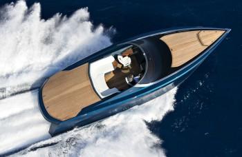 Aston Martin jazdí aj na vode a má výkon cez tisíc koní