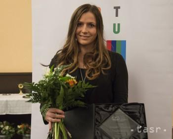 Športová strelkyňa Sýkorová  je Univerzitným športovcom za rok 2016