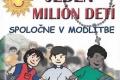 Do iniciatívy Milión detí sa modlí ruženec sa zapojili i deti z Košíc