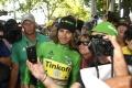 Sagan sa na Eneco Tour postavil na 3. stupienok, víťazom je Terpstra