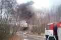 Okolie Poličských strojární zostáva uzavreté pre obavy z výbuchov