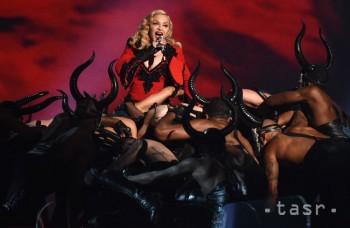 Popová kráľovná Madonna vydáva nový album Rebel Heart