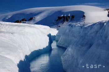 Vedci zistili, že ľad na Antarktíde sa roztápa rýchlejšie